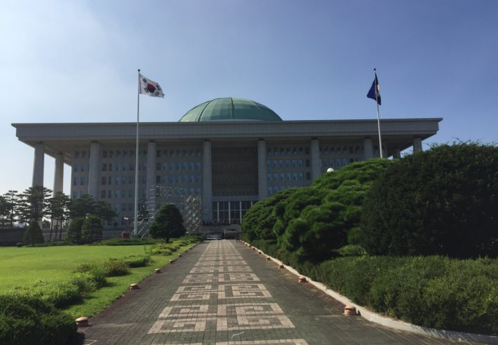 KCUミーティング「朝鮮半島の未来を賭けて」