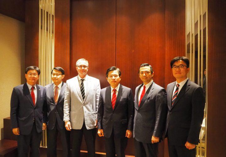 「朝鮮半島の未来を拓くために」