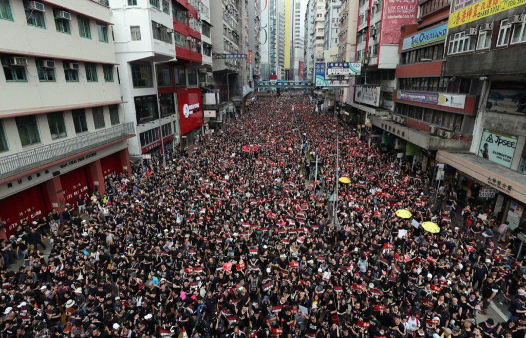 保護中: 香港は習近平のアキレス腱となるか