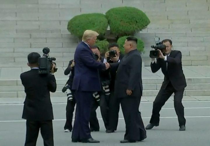 【緊急寄稿】トランプ大統領の電撃訪問が示すもの